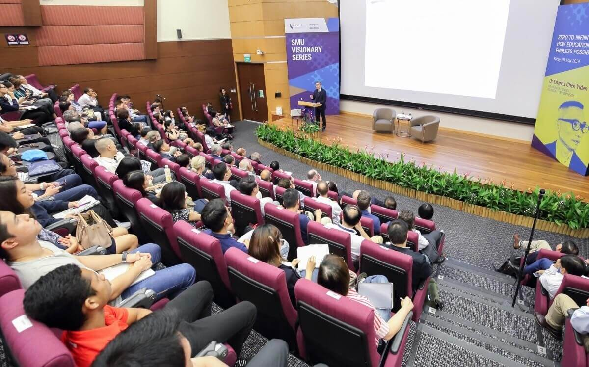 Leading business schools in Asia: Lee Kong Chian School of Business