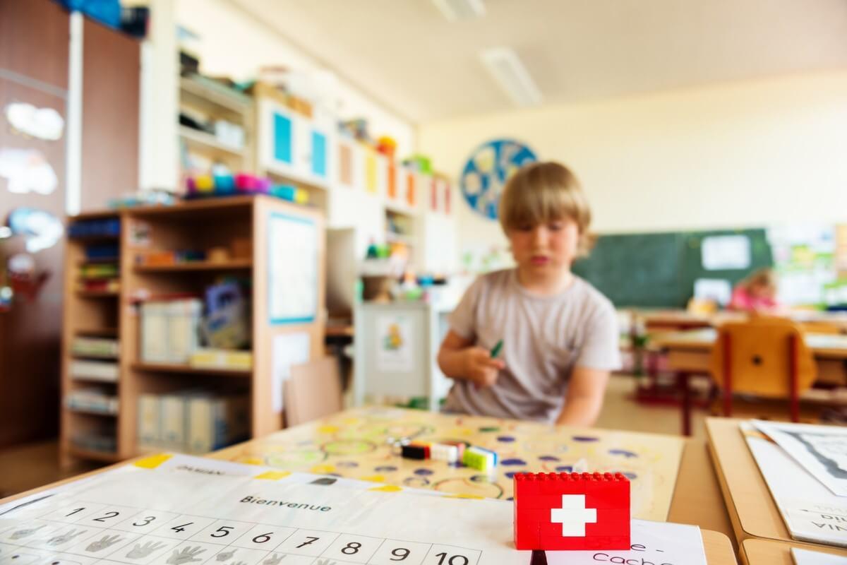 Boarding school Switzerland