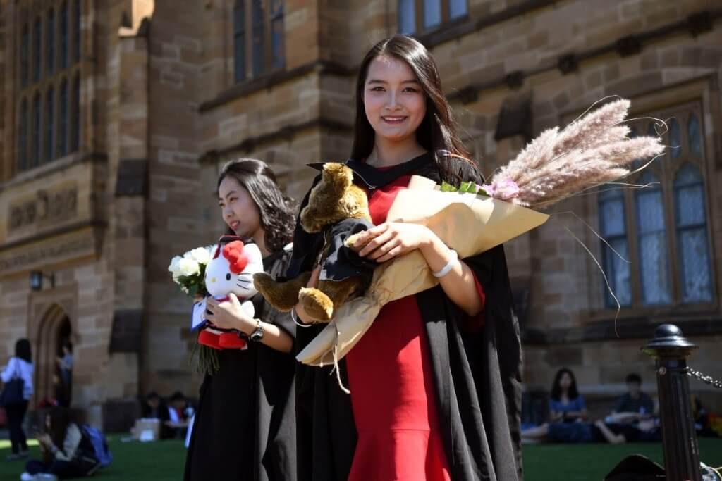 international students Australia