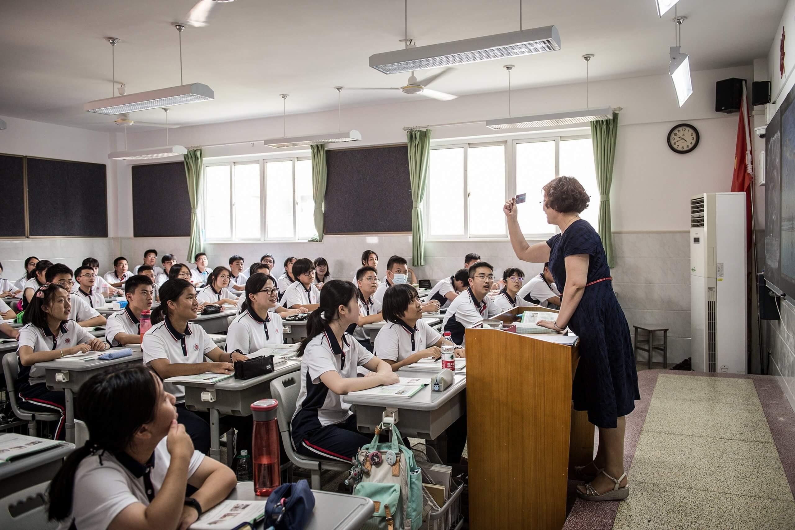 wuhan schools