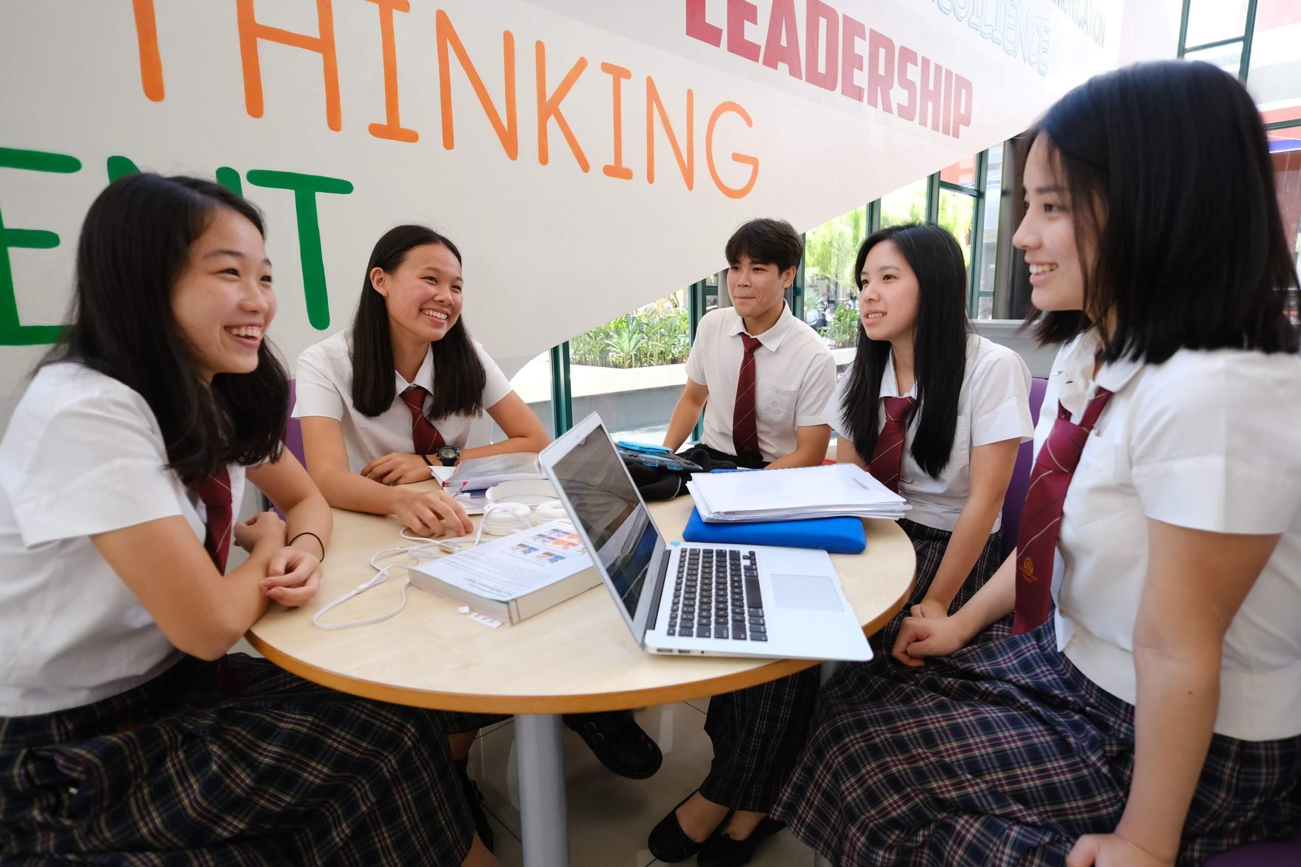 International schools in Asia