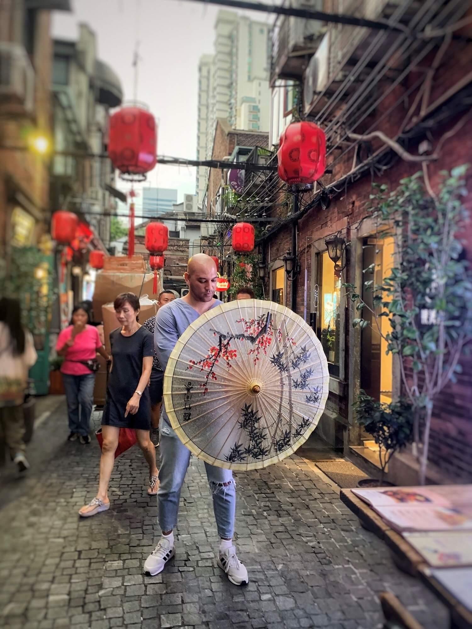 learning mandarin in China