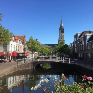 study in the Netherlands