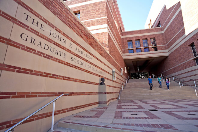 UCLA, Anderson School of Management